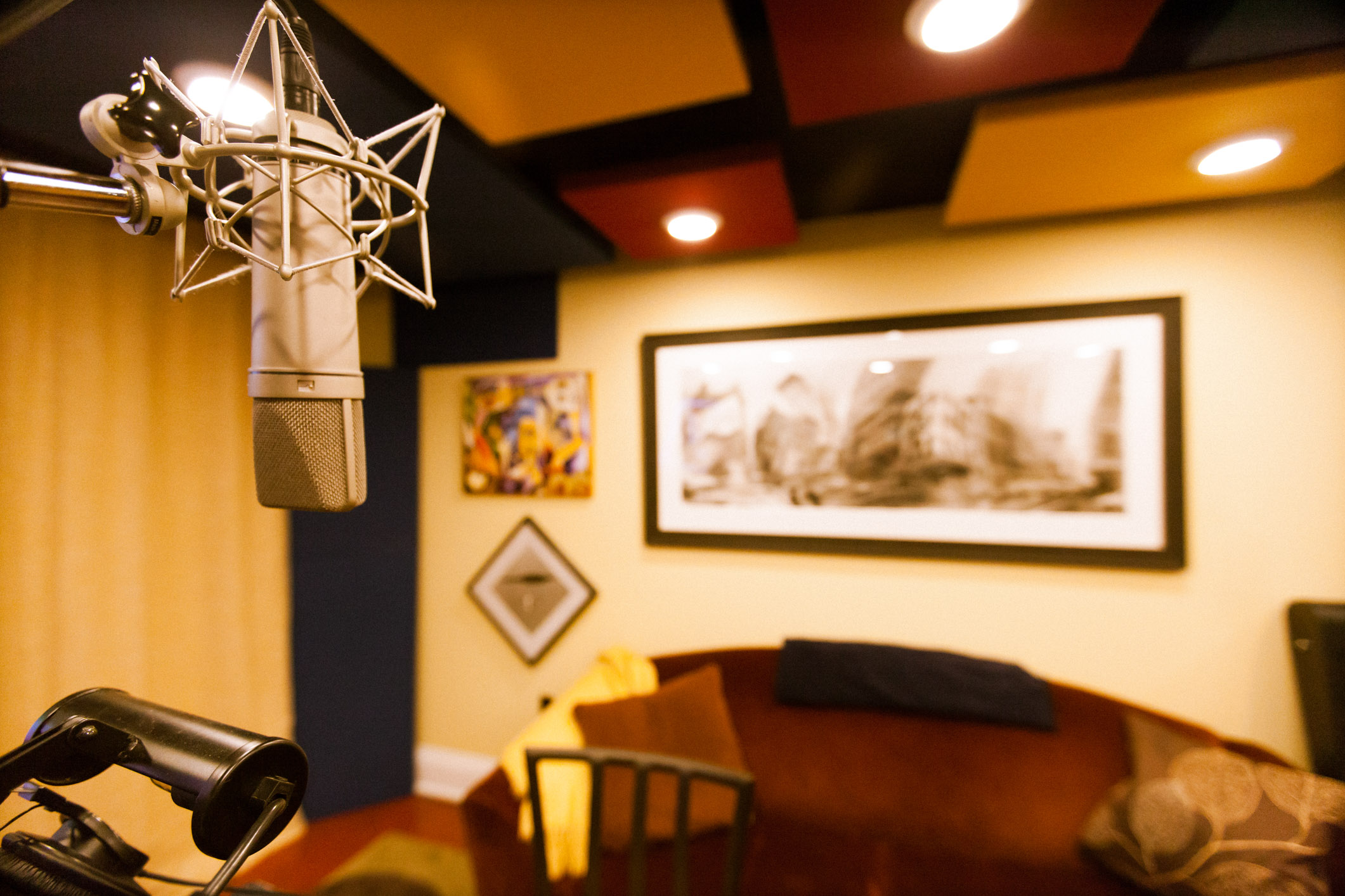 Minneapolis Isdn Voice Over Recording Studio Twin Cities